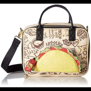 Betsey Johnson Let's Taco 'Bout It Lunch Tote